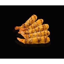 Тигровые креветки темпуре 5 шт.